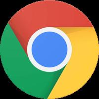 グーグル・クロームのアイコン