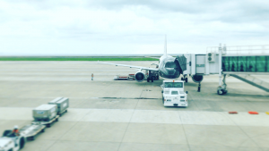 北九州空港、スターフライヤーの画像