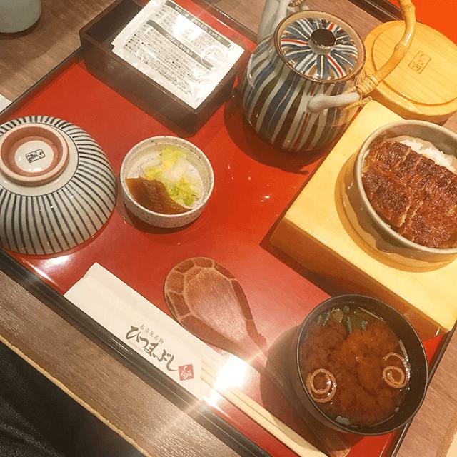 名古屋名物ひつまぶしの画像