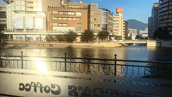 珈琲所コメダ珈琲店北九州勝山公園店のアイスコーヒー